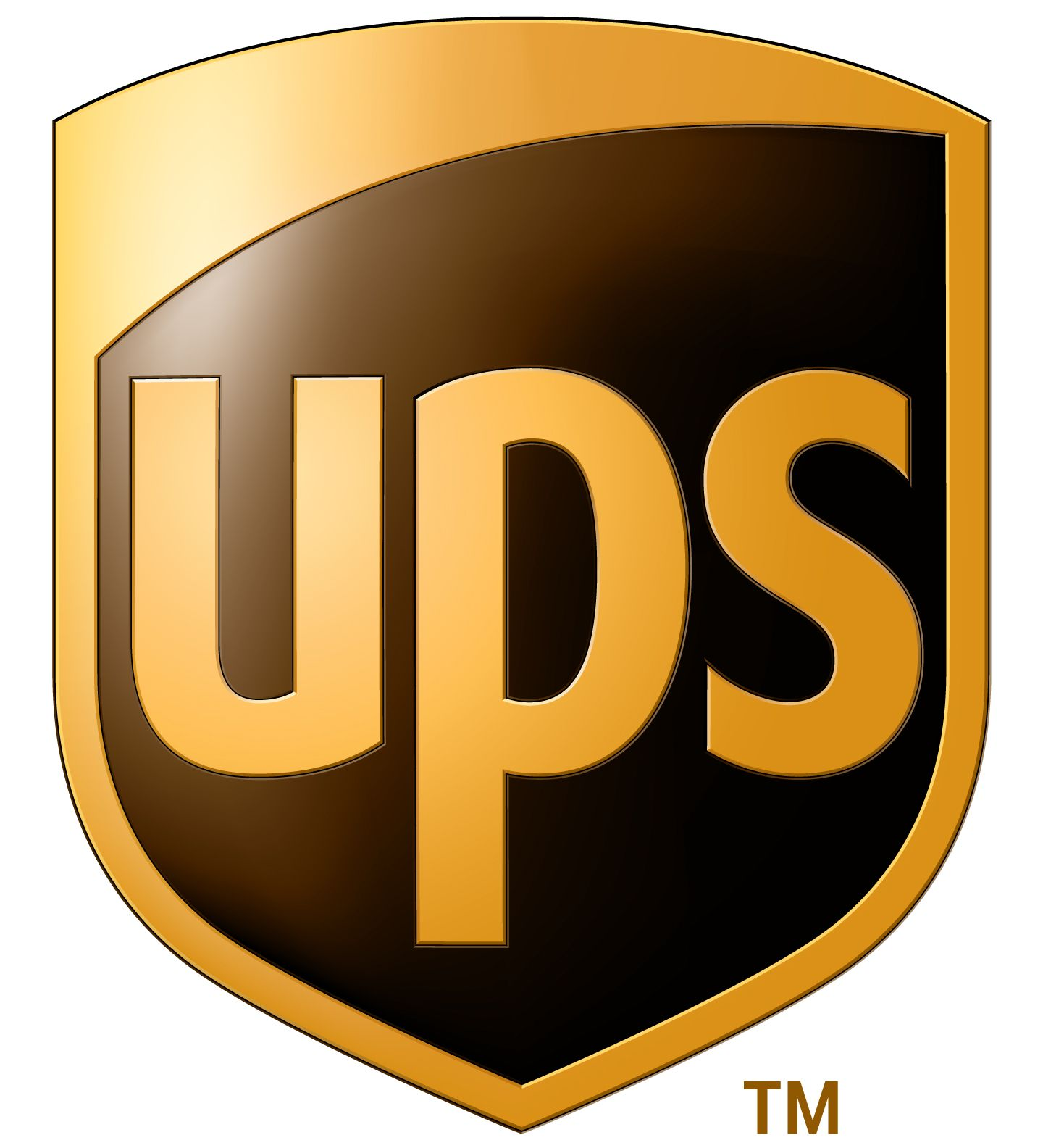 Shipping and returns, UPS logo color