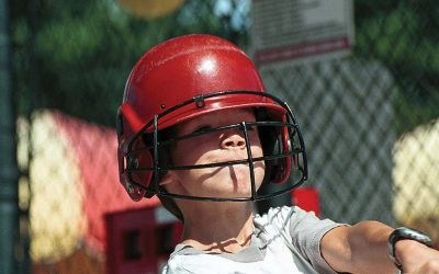 Benefits of a Batting Helmet with Face Mask