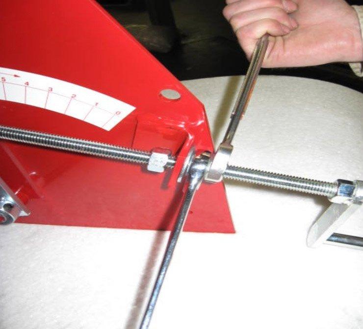 Tech tips, ABC speed crank handle