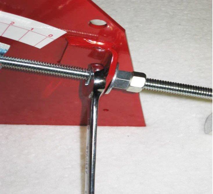 ABC speed crank handle
