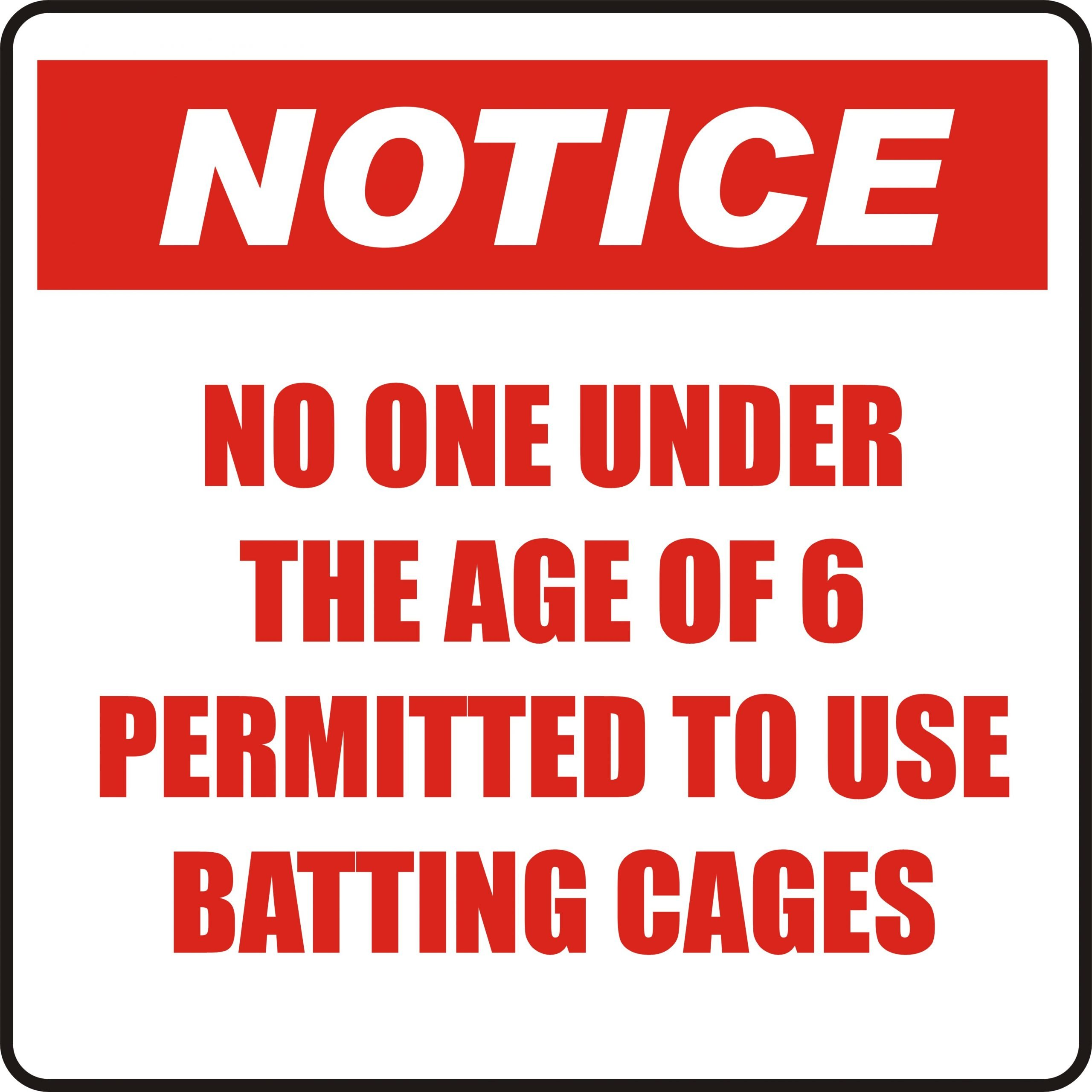 ABC Notice signs