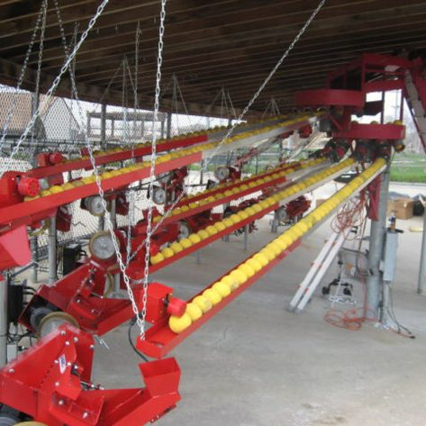 ABC pitching machine system construction