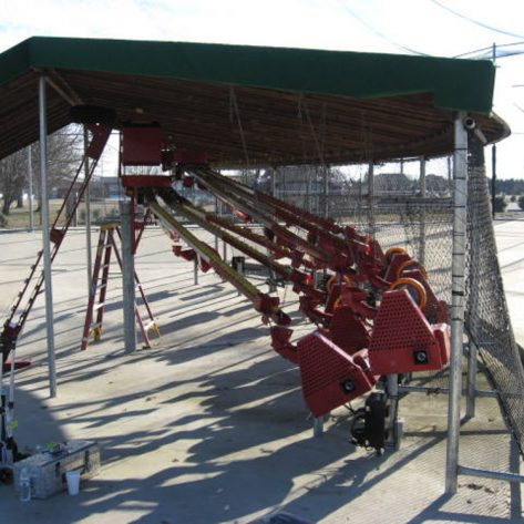 ABC pitching and conveyor systems construction