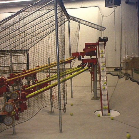 ABC conveyor system construction