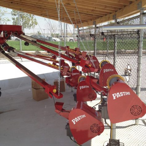 ABC pitching machines example