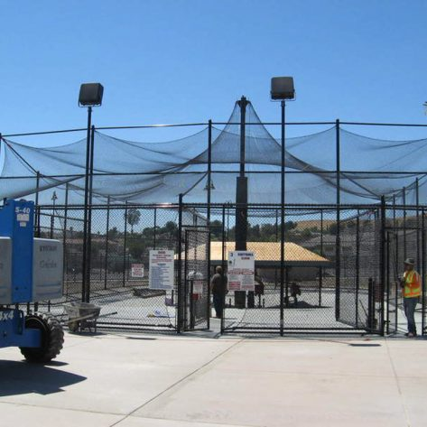 ABC batting cages example