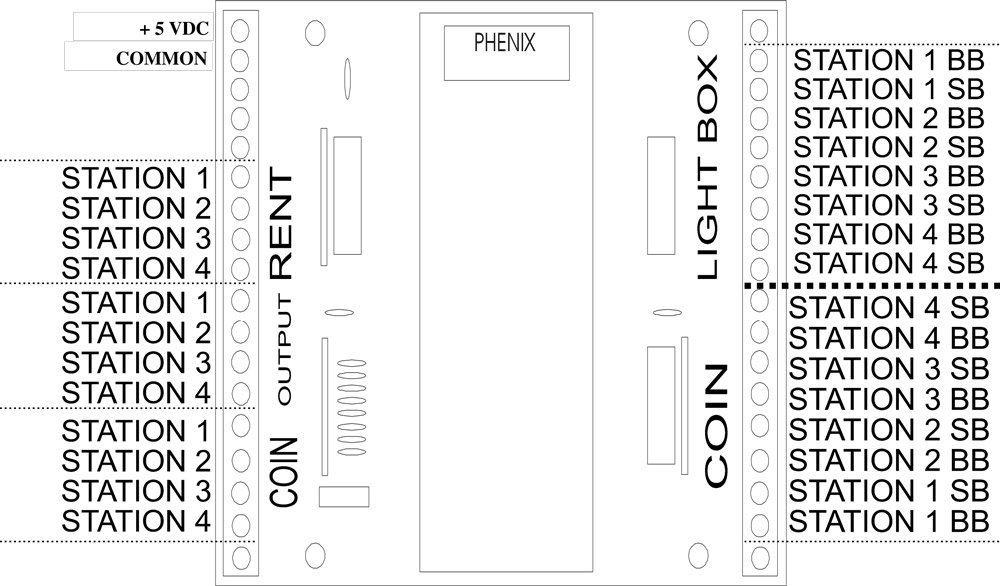 diverter box diagram