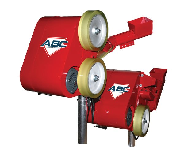 ABC dual pitching machines