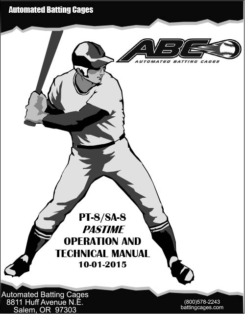 Service manuals, SA-8 Complete Manual