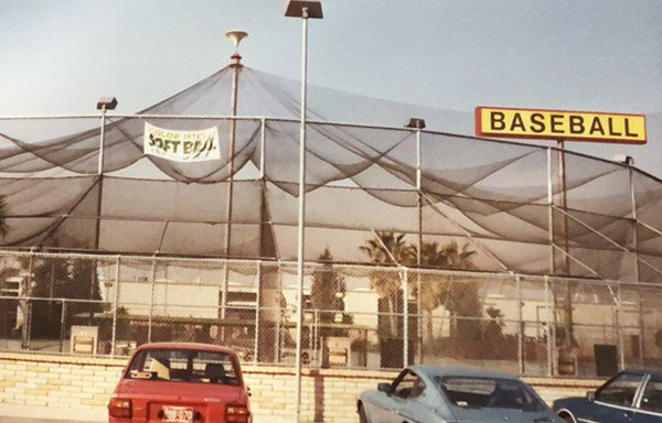 Timeline, ABC outdoor batting cages