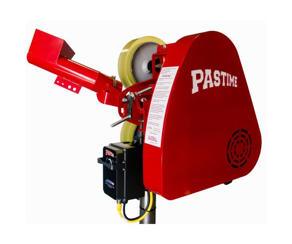ABC pitching machine